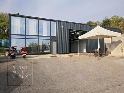 BUREAU A LOUER - MONTMAGNY - 57 m2 - 1050 € HC et HT par mois