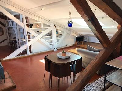 APPARTEMENT T2 A LOUER - MARSEILLE 2EME ARRONDISSEMENT - 55 m2 - 2000 € charges comprises par mois