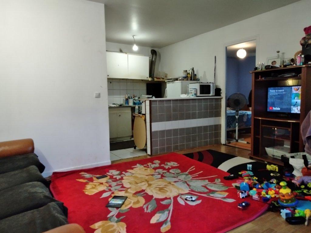 APPARTEMENT T2 A VENDRE - GOUSSAINVILLE - 43 m2 - 112350 €